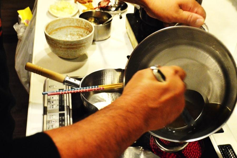 業務用ラーメンスープ 鶏モミジスープ