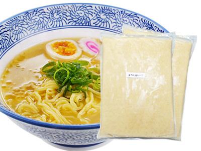 鶏白湯(とりぱいたん)