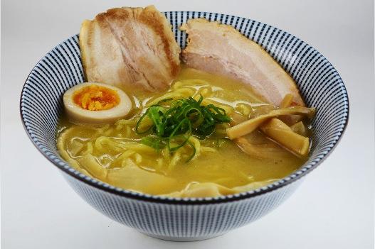 マジ旨鶏白湯