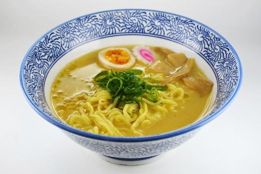 比内白湯スープ