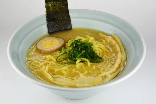 比内地鶏の白湯スープ