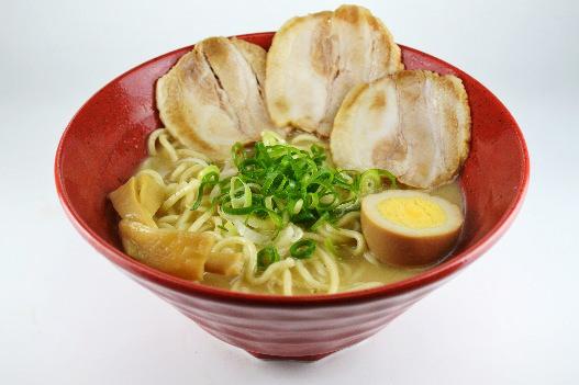 ホワイト豚骨スープ